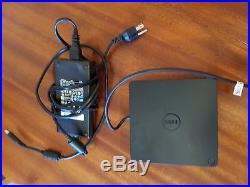 Dell TB15 Thunderbolt Docking Station USB-C +180W Adapter