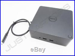 Dell TB16 K16A 0J5C6 Thunderbolt USB-C Docking Station Port Replicator NO PSU