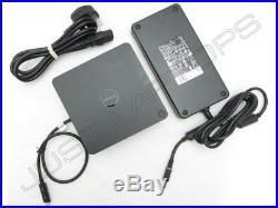 Dell TB16 K16A Thunderbolt USB-C Docking Station Inc 240W Power Supply LW