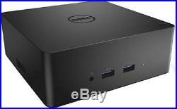 Dell TB16 Thunderbolt Dock 180W USB-C Docking Station (Black) B+