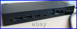 Dell Thunderbolt 3 WD19TB 180W USB-C Docking Station DOCK ONLY