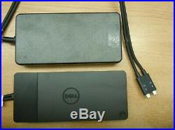 Dell Thunderbolt Dock docking station WD19DC Dual USB-C 240W NPCMW 210-ARJE