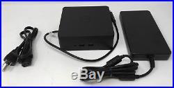 Dell Thunderbolt Docking Station TB16 240W Adapter USB C USB 3.0 HDMI FPY0R