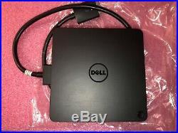 Dell Thunderbolt Tb18dc Docking Station Usb 3.0 Type-c No Adapter