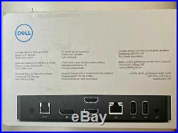 Dell USB 3.0 Ultra HD Triple Video Docking Station D3100 UK BRAND NEW IN BOX