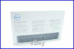 Dell Universal HD D6000 Usb-C 3.0 4k Docking Station 452-bcyh