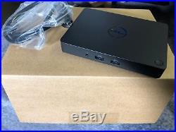 Dell WD15 Dock Docking Station mit 180W Netzteil USB-C Thunderbolt