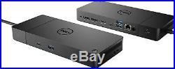 Dell WD19TB Thunderbolt 3 USB-C DisplayPort Docking Station with 180W AC Power