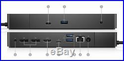 Dell WD19TB Thunderbolt Display Port/ USB-C Docking Station