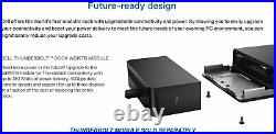 Dell WD19 180W Docking Station 130W Delivery USB-C HDMI Dual DisplayPort Black
