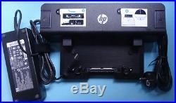 DockingStation HP EliteBook 8440p 8540w 8460p 6560b 8740w Port 4 x USB 3.0 120W