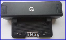 DockingStation HP EliteBook 8470w 8570w 8740W 8560w 8540W 8770w 4x USB3 USB 3.0