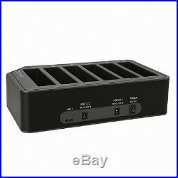 EZnet Ubiquitous NEXT-816FCU3 USB3.0 DOCKING STATION / 6BAY CLONE FASE COPY