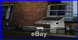 Elgato docking station Thunderbolt 3 (compatibile usb-c) dock, cavo incluso