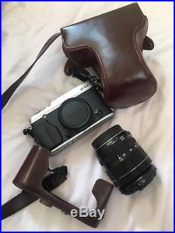 Fujifilm X-E2 with 18-55mm f/2.8-4 R LM OIS Lens