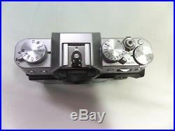 Fujifilm X-T20 Silver Mirrorless Digital Camera (Body Only) Near Mint Condition