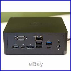 Genuine Dell TB16 Thunderbolt docking station 180W adapter USB-C dock