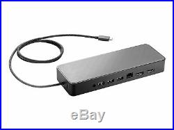 HP 1MK33AA USB-C Universal Dock Docking Station USB-C