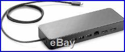 HP 3FF69AA#ABA USB-C Dock G4 Docking Station