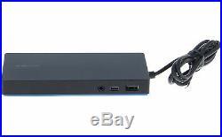 HP T3V74AA USB-C Docking Station USB-Docking-Station für Elite x2 1012 G