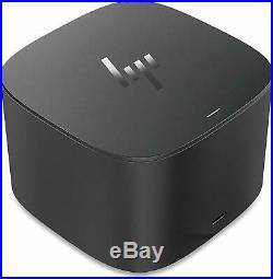 HP Thunderbolt Dock G2 120W Docking Station, USB 3.0 (3.1 Gen 1) Type-C Black