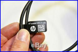 HP Thunderbolt Dock G2 120W USB-C Docking Station No power supply