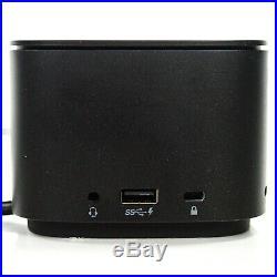 HP Thunderbolt Dock USB-C 230W G2 Docking Station HSN-IX01 3TR87AA#ABA No AC