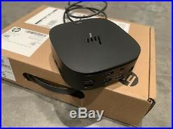 HP USB-C Dock G5 Docking Station incl. 120W Netzteil