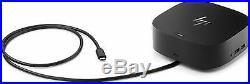 HP USB-C G5 Dock 5TW10AA 5TW10UT Docking Station NEW OPEN BOX