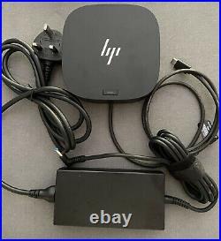 HP USB-C G5 Docking Station