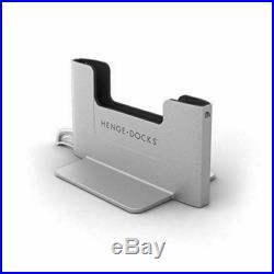 Henge Docks USB 3.0 Vertical Docking Station HD04VA15MBPR