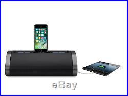 IHome iPhone 11 Pro X XR XS 8 7 6 5 Lightning Speaker Dock Docking Station MFI