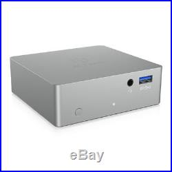 Icy Box IB-DK2301-C USB Type-C Notebook Docking Station, HDMI 3840x2160@30fps Di