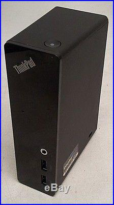 Joblot of 12 Lenovo ThinkPad DU9019D1 USB 3.0 Docking Station Port Replicator