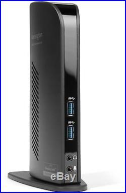 Kensington K33972EU USB 3.0 Dual Display Universal Laptop Docking Station with +