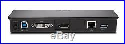 Kensington SD4000 Universal 4K USB Docking Station K33983AM