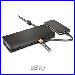 Kensington SD4500 USB-C Universal 4K/Power Dock/Docking Station Mac/Windows