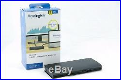 Kensington SD4600P Universal USB-C Docking Station with Power Delivery