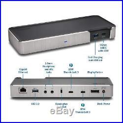 Kensington SD5200T Thunderbolt 3/USB-C Docking Station