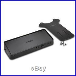 Kensington USB 3.0 Hub Dock Station for HDMI HD Dual Display Monitor/Ethernet