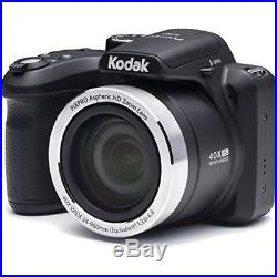 Kodak Pixpro AZ401 Astro Zoom Digital Camera (RED)