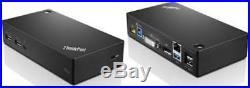 Lenovo 40A70045EU ThinkPad USB 3.0 Pro Dock USB-Docking-Station GigE 45 Wa