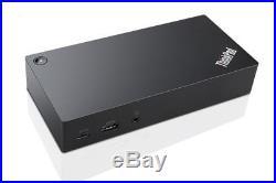 Lenovo 40A90090EU ThinkPad USB-C Dock Docking Station (USB-C) GigE 90 Wa