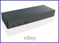 Lenovo 40AC0135UK ThinkPad Thunderbolt 3 USB-C Dock DBB9003L1 Docking Station