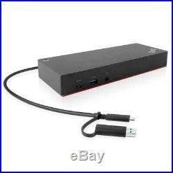 Lenovo ThinkPad Hybrid USB-C Dock EU Notebook Dockingstation