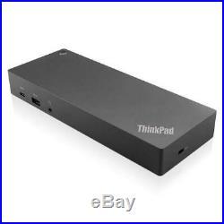 Lenovo ThinkPad Hybrid USB-C With USB-A Dock, 135W Adapter (Slim tip) 40AF0135AU
