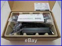 Lenovo ThinkPad Hybrid USB-C with USB-A Dock FRU 03X7479 40AF0135US + Cable + AC