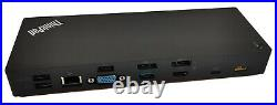 Lenovo ThinkPad Thunderbolt 3 Dock 40AC Universal Dockingstation
