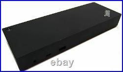 Lenovo ThinkPad Thunderbolt 3 USB-C Docking Station DBB9003L1, NO PSU