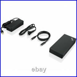 Lenovo ThinkPad USB-C 2nd Generation Docking Station 40AS0090US
